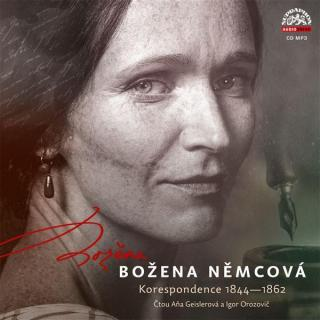Korespondence 1844—1862 - Němcová Božena [Audio-kniha ke stažení]
